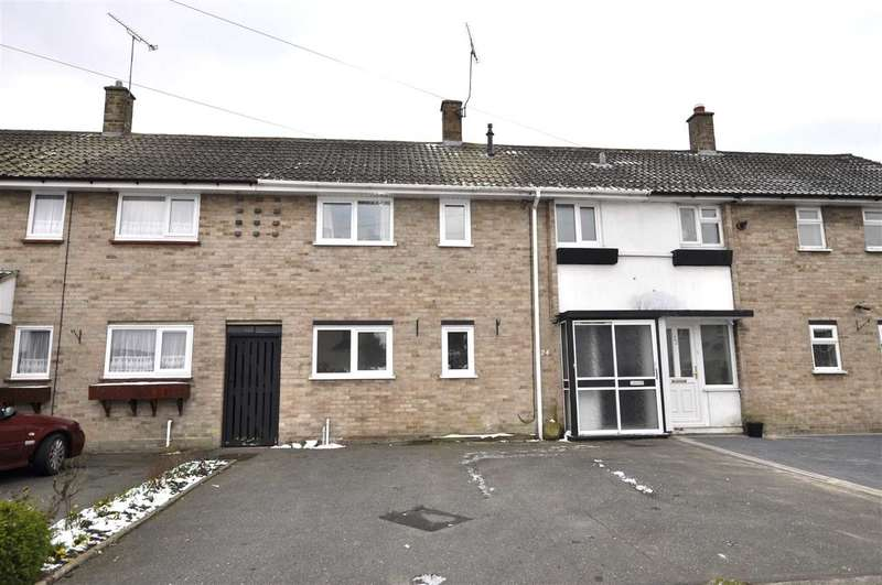 3 Bedrooms Terraced House for sale in Meadgate Avenue, Chelmsford