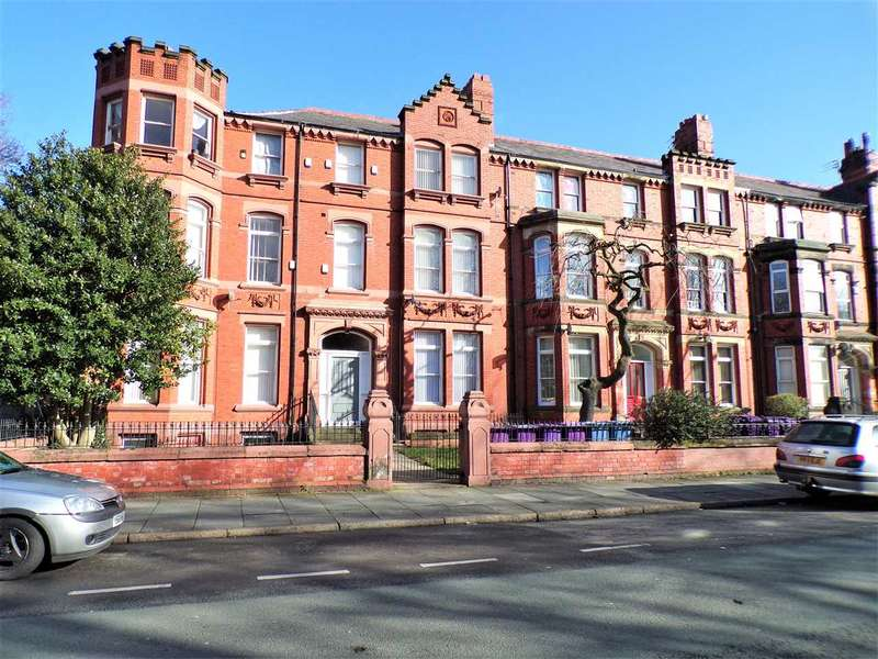 1 Bedroom Serviced Apartments Flat for rent in Princes Avenue, Liverpool