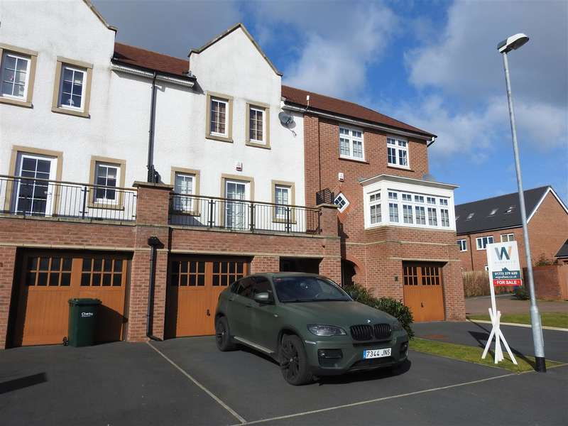 4 Bedrooms Town House for sale in Border Drive, Buckshaw Village