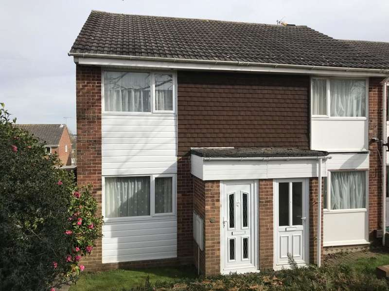 2 Bedrooms End Of Terrace House for sale in MERLEY, WIMBORNE