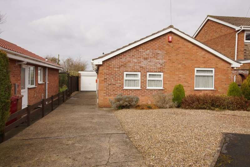 3 Bedrooms Detached Bungalow for sale in Springfield Rise, Brigg, DN20