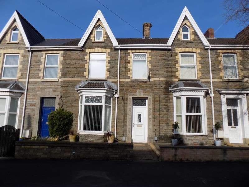 3 Bedrooms Terraced House for sale in Rugby Avenue, Neath, Neath Port Talbot. SA11 1YT