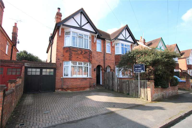 4 Bedrooms Semi Detached House for sale in Drayton Road, Reading, Berkshire, RG30