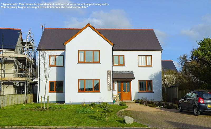 4 Bedrooms Detached House for sale in Plot 1A, Maes Ffynnon, Roch, Haverfordwest