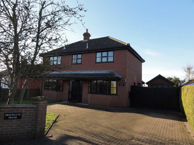 4 Bedrooms Detached House for rent in Pakenham, Bury St Edmunds IP31