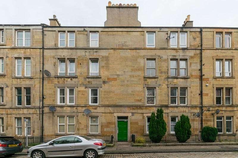 1 Bedroom Property for sale in 13 3f2 Downfield Place, Edinburgh, City Of Edinburgh, EH11 2EJ