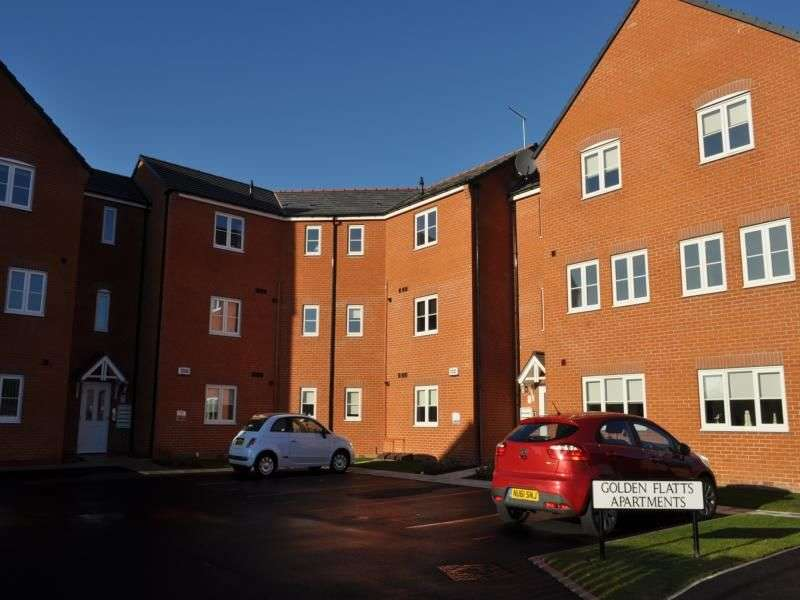 2 Bedrooms Flat for rent in Golden Flatts Seaton Lane, Hartlepool, TS25