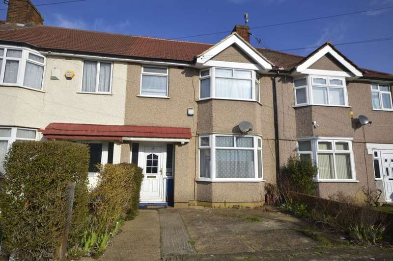 3 Bedrooms Property for sale in Granville Avenue, Hounslow, TW3