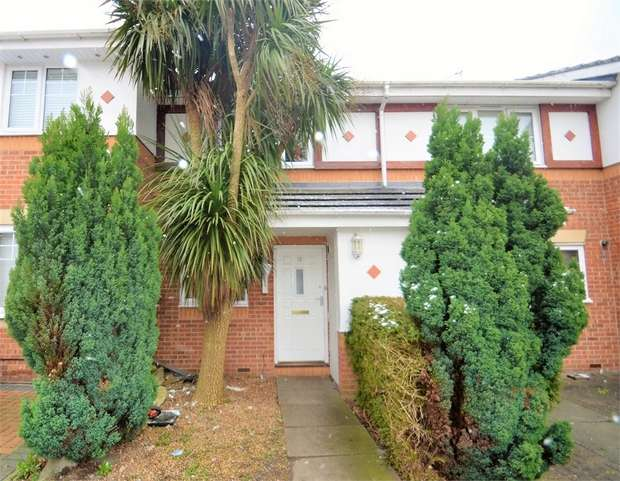 2 Bedrooms Semi Detached House for sale in Fakenham Close, Mill Hill, LONDON