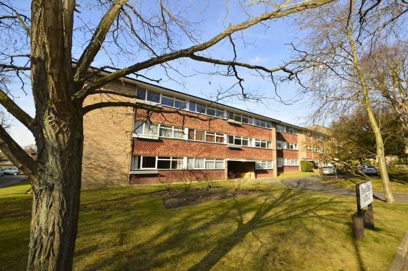 2 Bedrooms Flat for sale in Christchurch Park, Sutton, SM2