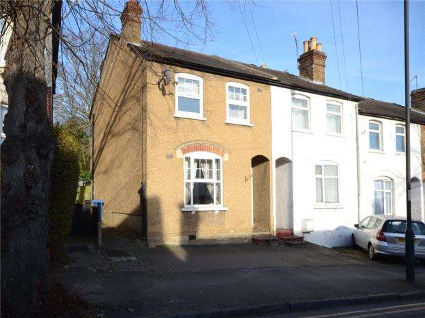 3 Bedrooms Semi Detached House for sale in Grenfell Road, Maidenhead, Berkshire