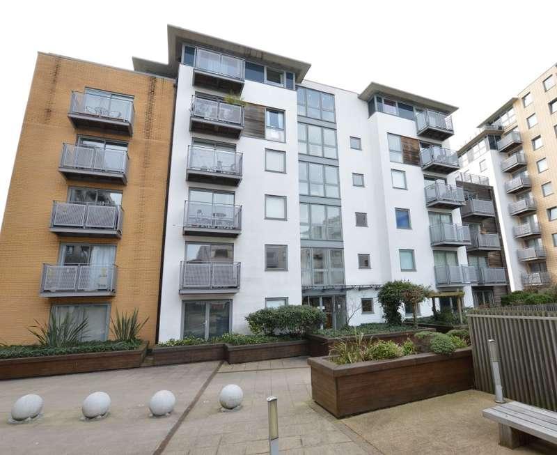 2 Bedrooms Apartment Flat for sale in Nebraska Building, Deals Gateway, Deptford Bridge, London, SE13 7RT
