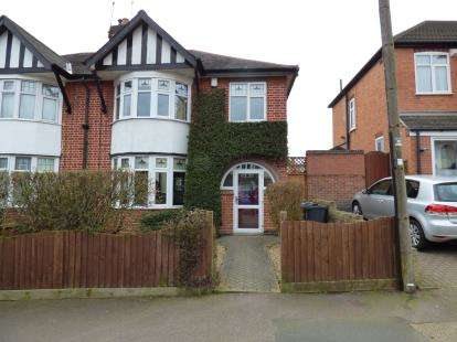 4 Bedrooms Semi Detached House for sale in Curzon Avenue, Birstall, Leicester, Leicestershire