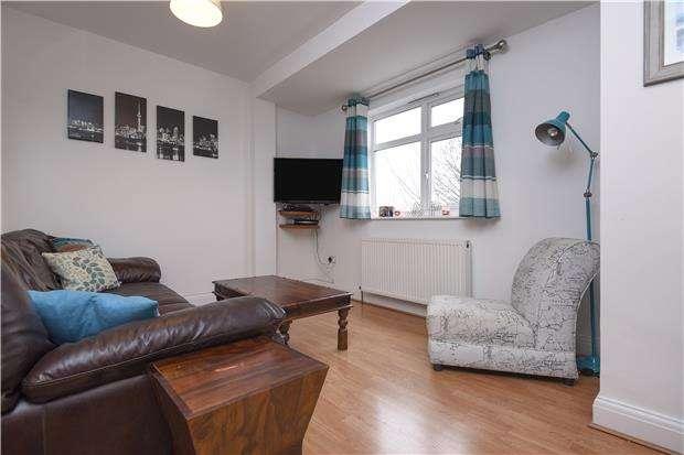 2 Bedrooms Maisonette Flat for sale in Woodmansterne Road, London
