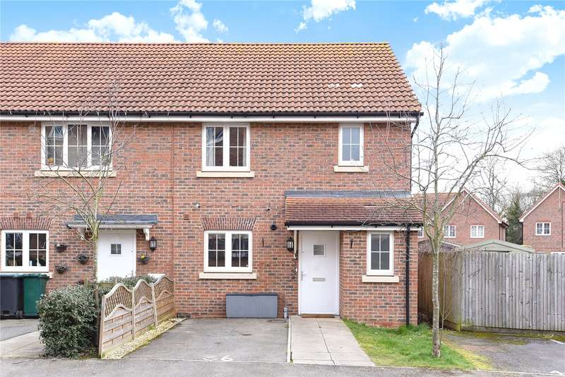 3 Bedrooms End Of Terrace House for sale in St. Mawes Close, Croxley Green, Rickmansworth, Hertfordshire, WD3