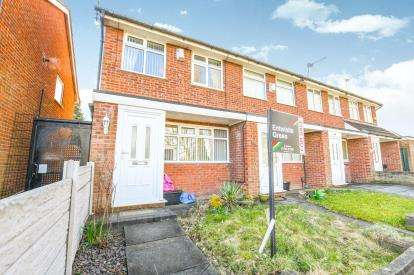 2 Bedrooms End Of Terrace House for sale in Dale Crescent, St Helens, Merseyside, Uk, WA9