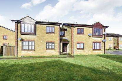 1 Bedroom Flat for sale in Ritchie Road, Yeovil, Somerset