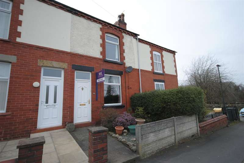 2 Bedrooms Terraced House for sale in Baxter Street, Standish, Wigan