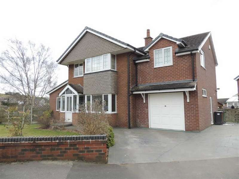 4 Bedrooms Detached House for sale in Windlehurst Road, Marple, Stockport