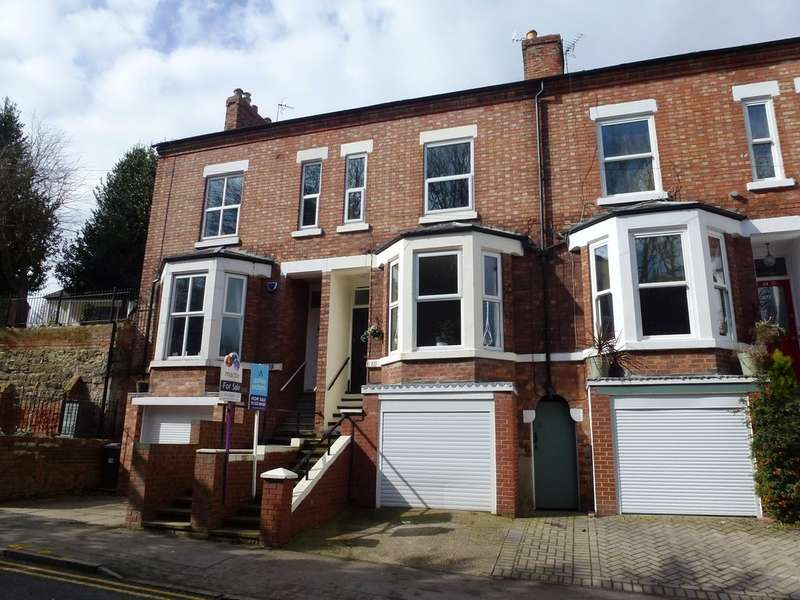 3 Bedrooms Terraced House for sale in Bondgate, Castle Donington