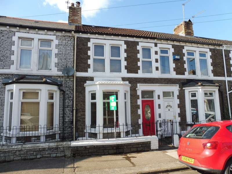 2 Bedrooms Terraced House for sale in Railway Street, CARDIFF