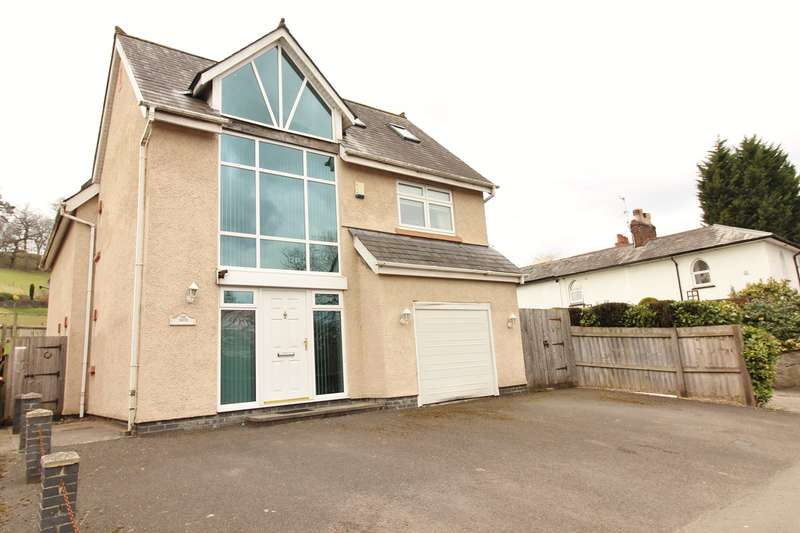 5 Bedrooms Detached House for sale in Forge Lane, Bassaleg, NEWPORT, NP10
