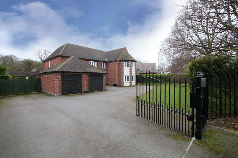 5 Bedrooms Detached House for sale in Lawnswood, Stourbridge, DY7