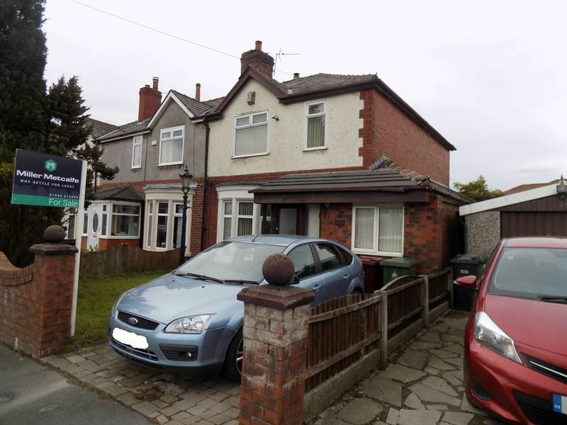 3 Bedrooms Semi Detached House for sale in Newbrook Road, Bolton, BL5