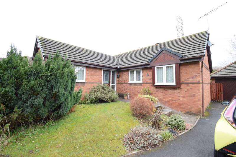 4 Bedrooms Bungalow for sale in Hendre Court, Henllys, Cwmbran, NP44