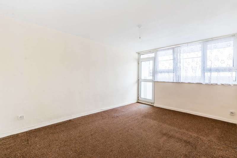 2 Bedrooms Flat for sale in Cridland Street, Stratford, E15
