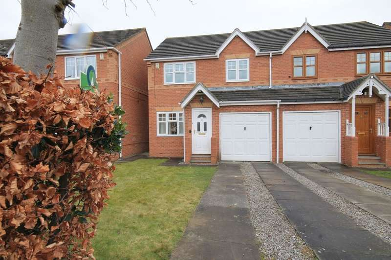 3 Bedrooms Semi Detached House for sale in Hazel Leigh, Great Lumley, Chester Le Street, DH3