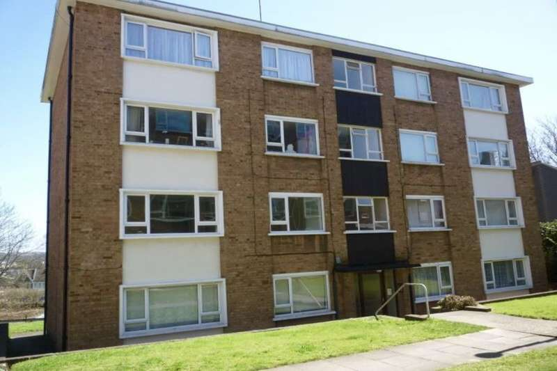 2 Bedrooms Flat for sale in Hillside Court Downside, Rochester, ME2