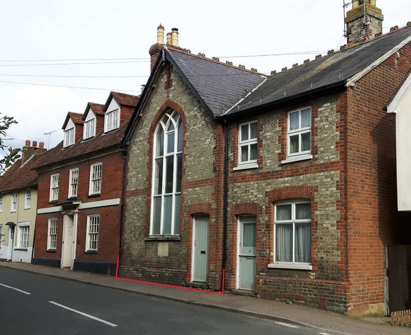 Detached House for sale in The Church Hall, Green End, Braughing, Ware, Hertfordshire, SG11 2PG