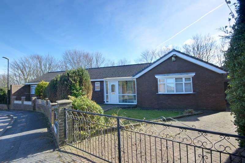 3 Bedrooms Detached Bungalow for sale in Ten Fields, Hetton-Le-Hole, Houghton Le Spring, DH5