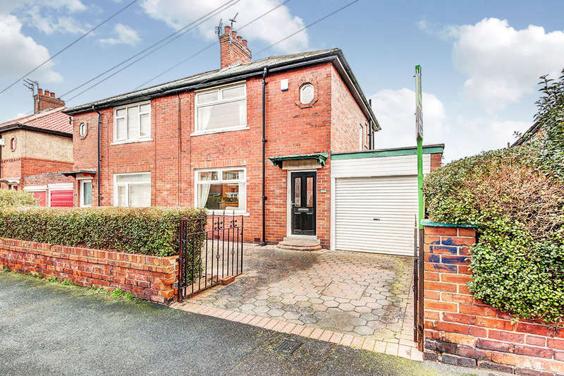 2 Bedrooms Semi Detached House for sale in Westbourne Avenue, Walkergate, Newcastle Upon Tyne, NE6