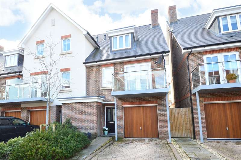 3 Bedrooms End Of Terrace House for sale in Pintail Way, Maidenhead, Berkshire, SL6