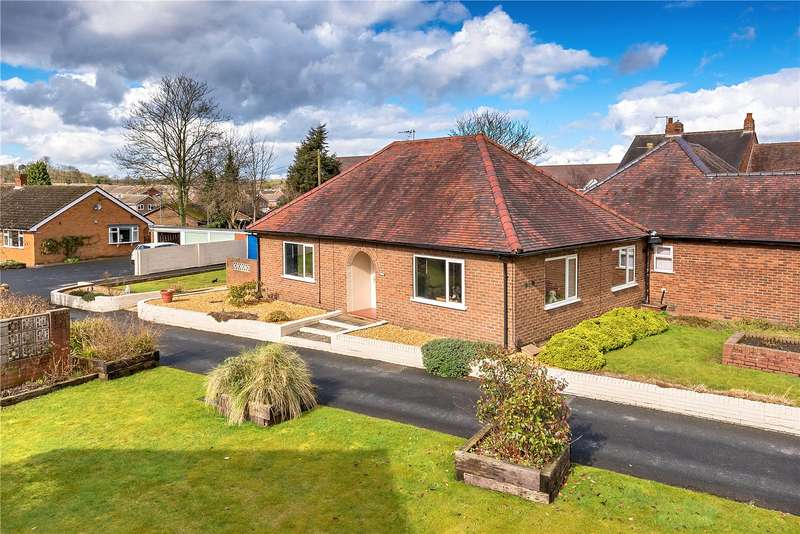 2 Bedrooms Bungalow for sale in 17 High Street, Shifnal, Shropshire, TF11