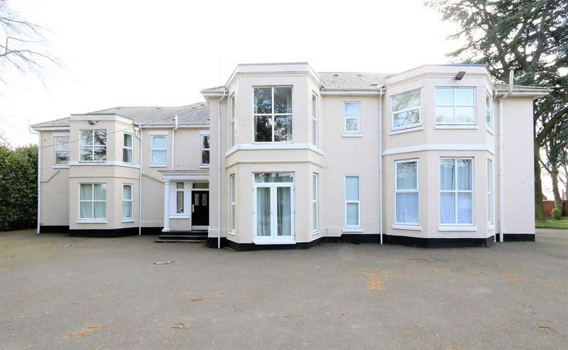 1 Bedroom Apartment Flat for sale in Stanleigh Gardens, Donisthorpe, DE12 7QW