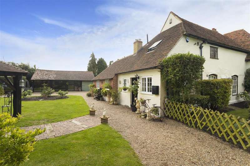 4 Bedrooms Detached House for sale in The Old Vicarage, Conyer Road, Teynham