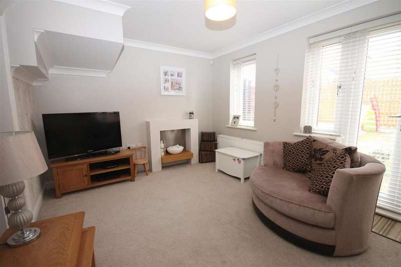 3 Bedrooms Semi Detached House for sale in Water Avens Way, Stockton-On-Tees