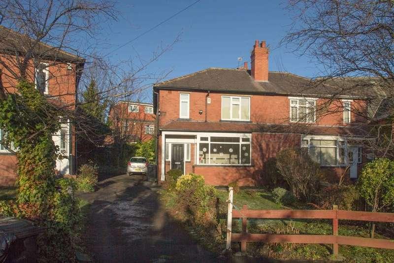 5 Bedrooms Semi Detached House for sale in Headingley Crescent, Headingley, Leeds 6
