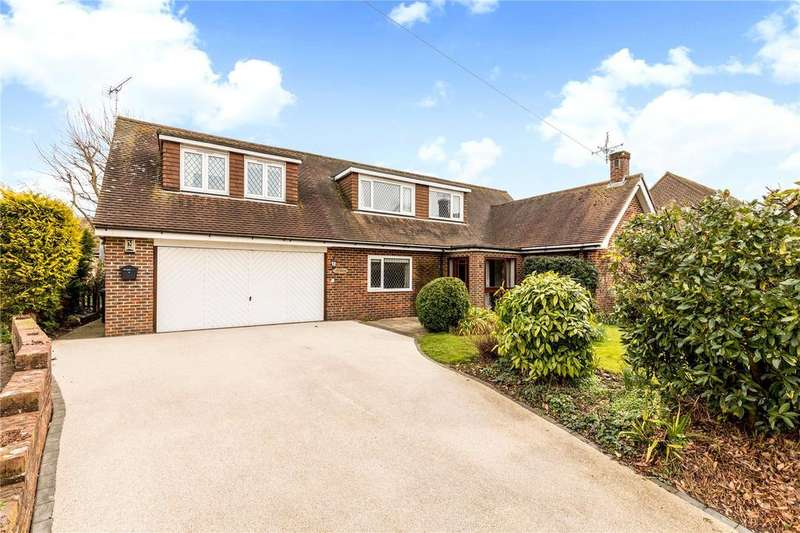 4 Bedrooms Detached House for sale in Mill Lane, Fishbourne, Chichester, West Sussex