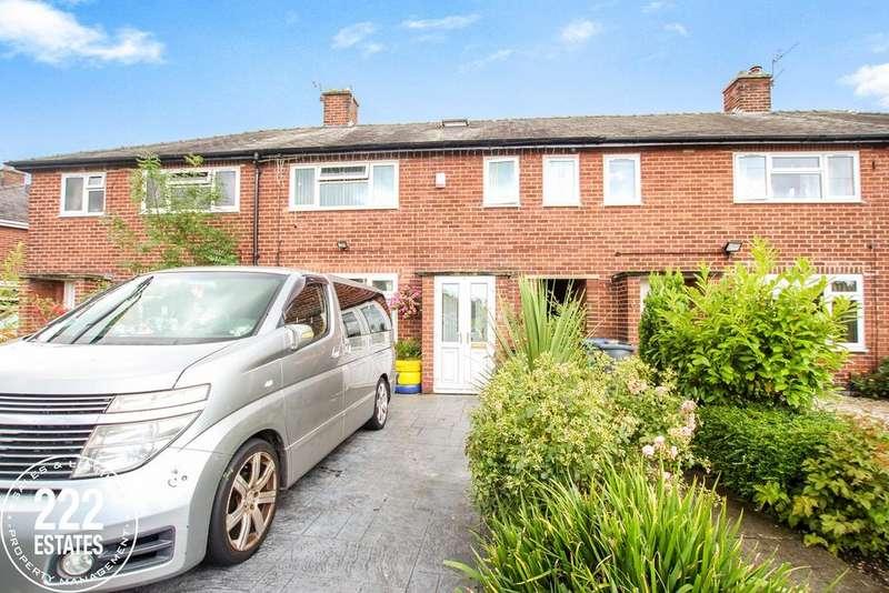 3 Bedrooms Terraced House for sale in Derek Avenue, Warrington, WA2