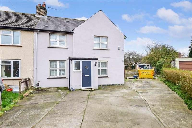 2 Bedrooms End Of Terrace House for sale in Elm Close, Dartford, Kent