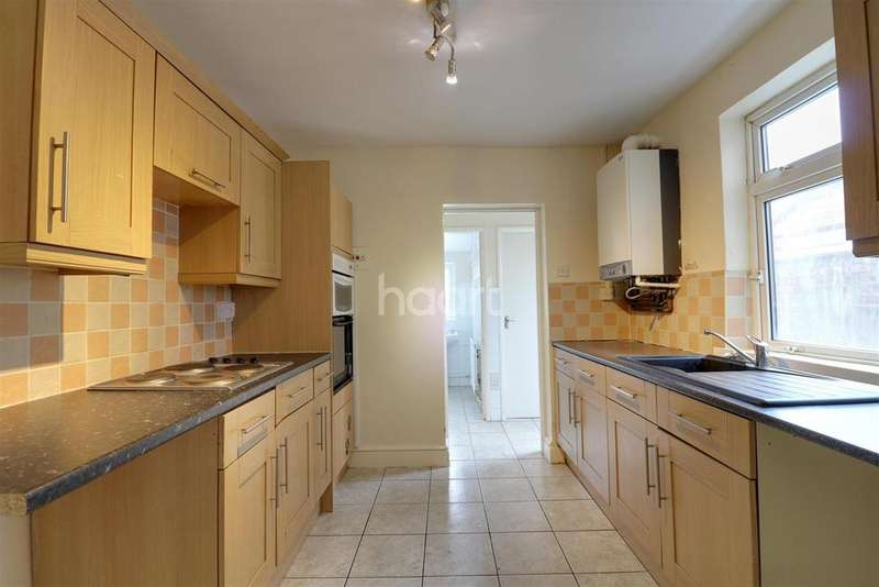 3 Bedrooms Terraced House for rent in Bedford Town