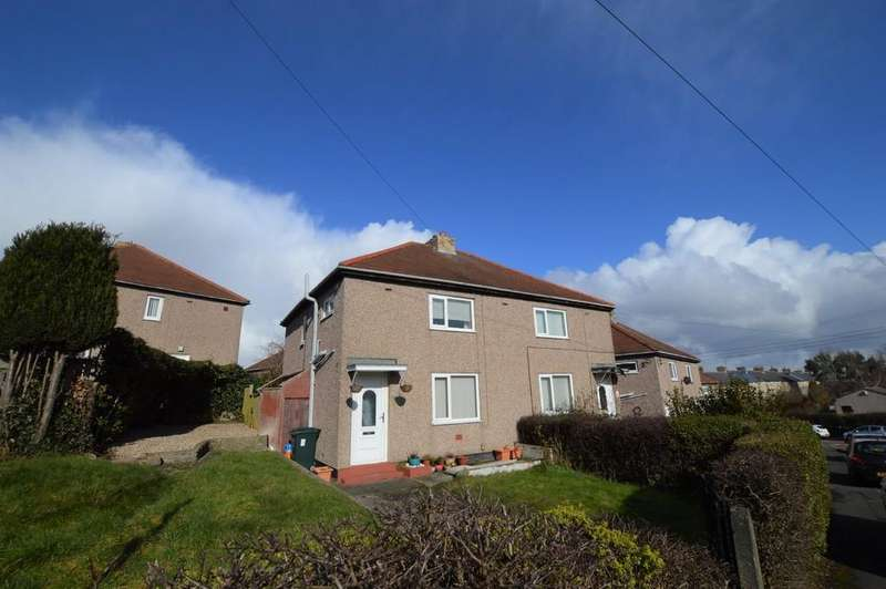 3 Bedrooms Semi Detached House for sale in Tyne Gardens, Ryton