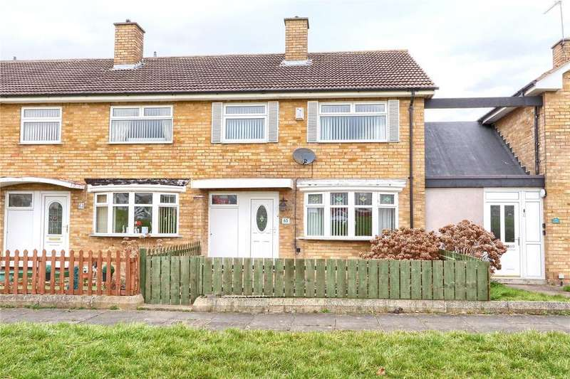 3 Bedrooms End Of Terrace House for sale in Ryhill Walk, Ormesby
