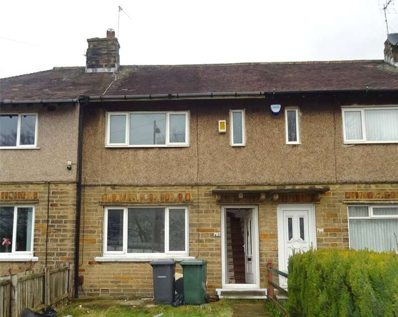 2 Bedrooms Terraced House for sale in Thornton Road, Bradford, West Yorkshire, BD8