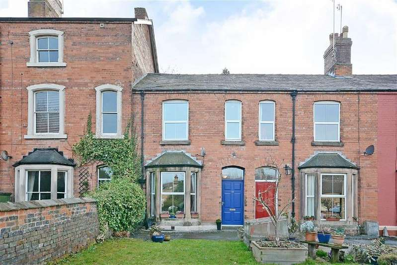 3 Bedrooms Terraced House for sale in 32, Dale Road, Matlock, Derbyshire, DE4