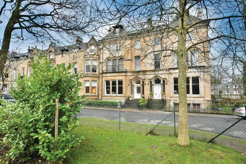 2 Bedrooms Apartment Flat for sale in 40 Westbourne Gardens, Hyndland, G12 9PF
